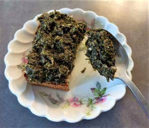 tartare d'algue - naturopathie