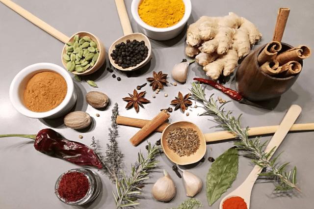 épices et aromates